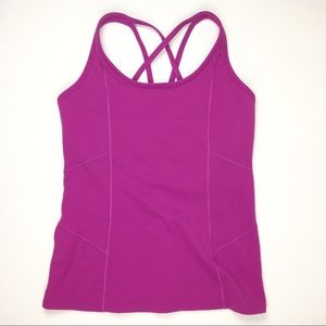 Athleta Intention Yoga Workout Tank Size XL Tall
